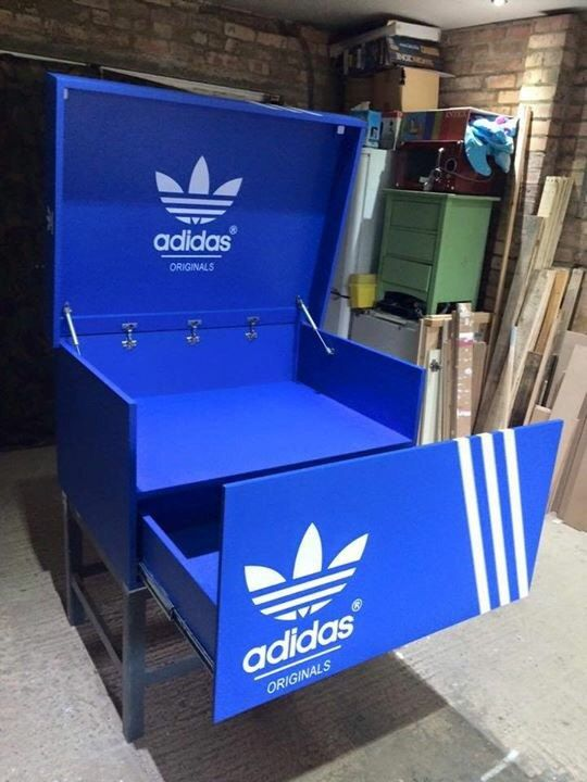 Oversized Shoeboxes von WoodsbyAndy auf Etsy