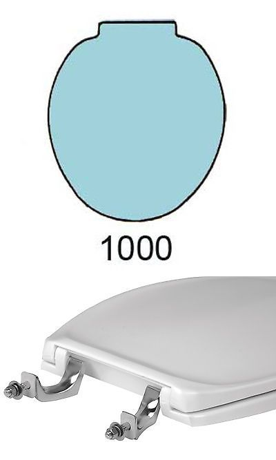 Toilet Seats 37637: Blue Toilet Seat For Case 1000, 3000, 2Nd Model -> BUY IT NOW ONLY: $375 on eBay!