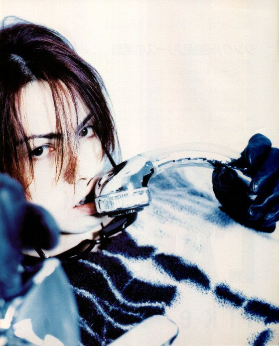 1996 hyde Band Yarouze December 1996 Oh hyde..