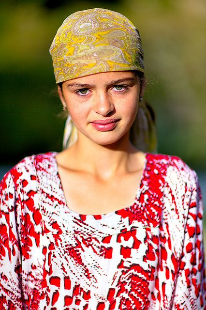 central asia girls