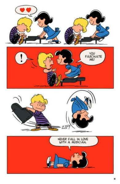 I love the Peanuts! <3