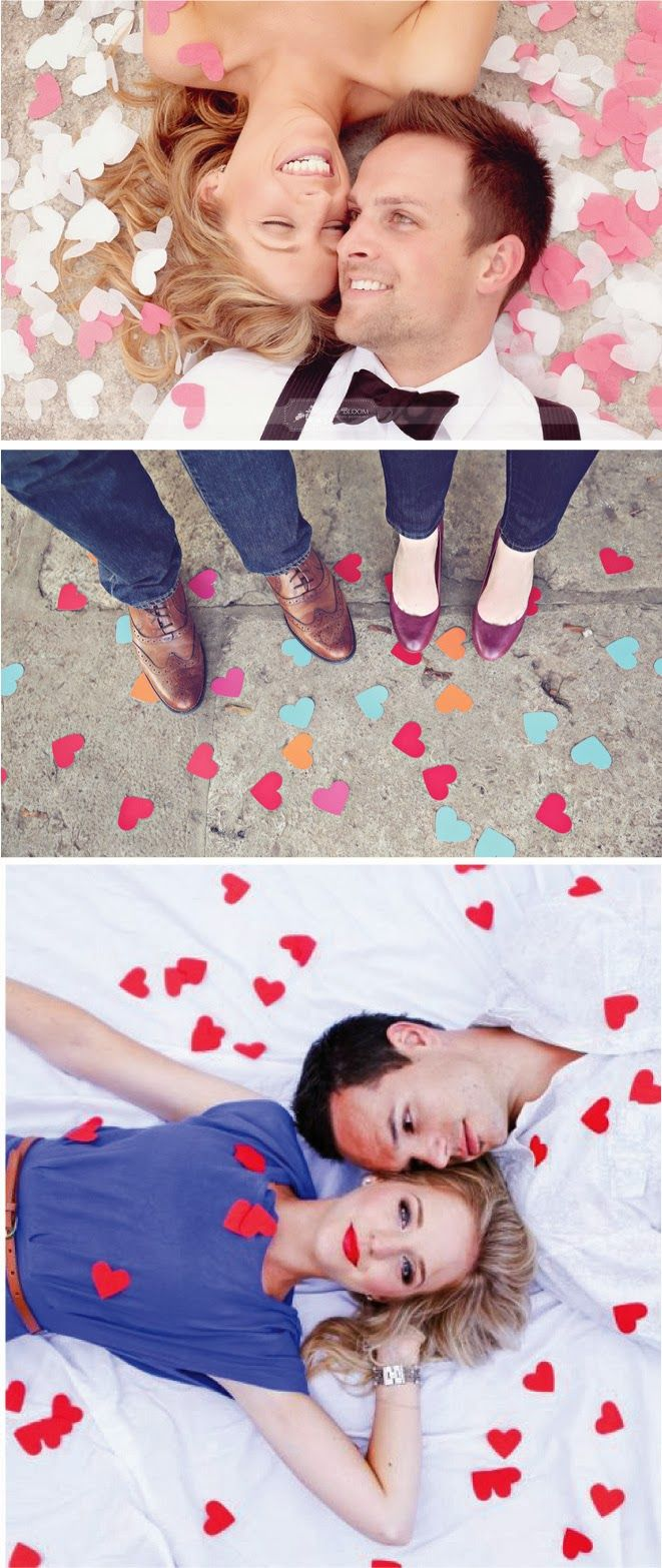 I {heart} these Engagement Session Ideas | bellethemagazine.com
