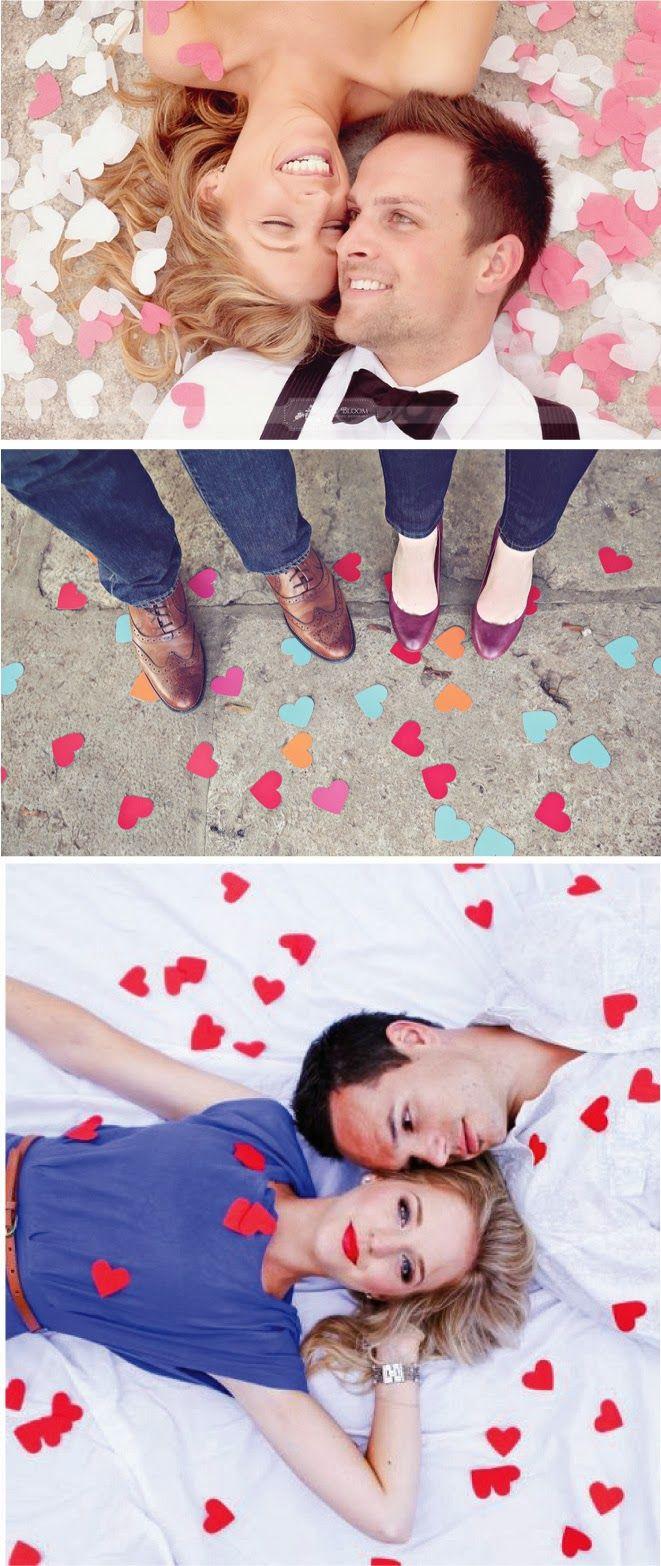 I {heart} these Engagement Session Ideas   bellethemagazine.com