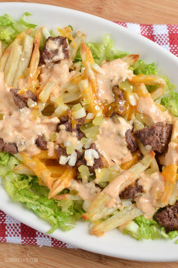 Big Mac Fries | Slimming Eats | Bloglovin'
