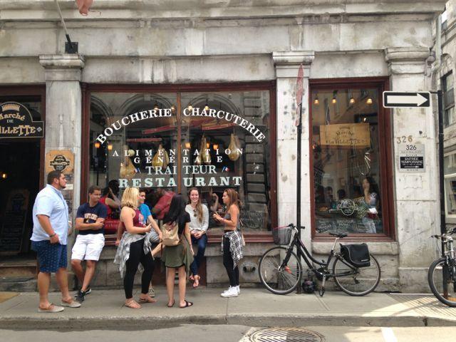 Great restaurants of #Montreal