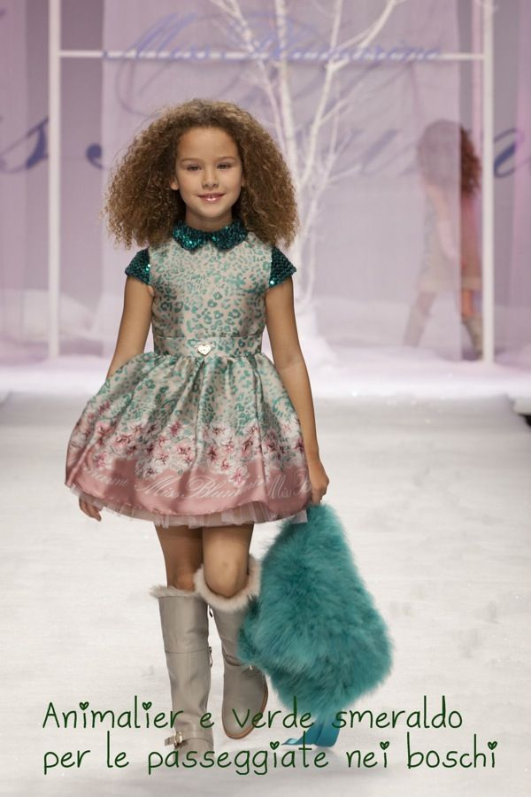 MissBlumarine    #childrens #designer #kids #fashion #dress