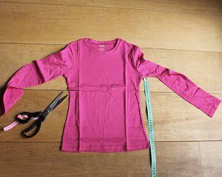 Van Jansen: Hoe maak ik een t-shirt-jurkje?