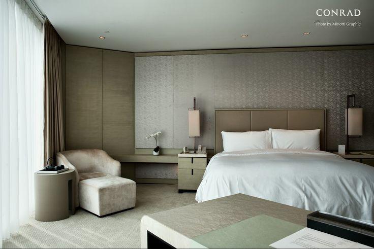 北京康莱德酒店 Conrad Hotel Beijing 2 极致之宿 Remodelaci 243 N