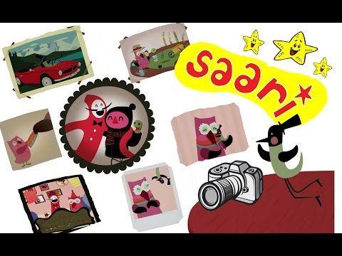 #Photographs - Saari - Musical Cartoons For Kids