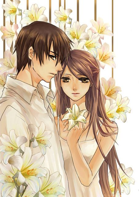 Anime Characters That Look Like Me : Best cute couples images on pinterest anime