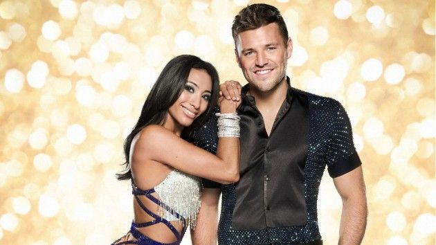 Strictly Come Dancing 2014 semi-final behind-the-scenes