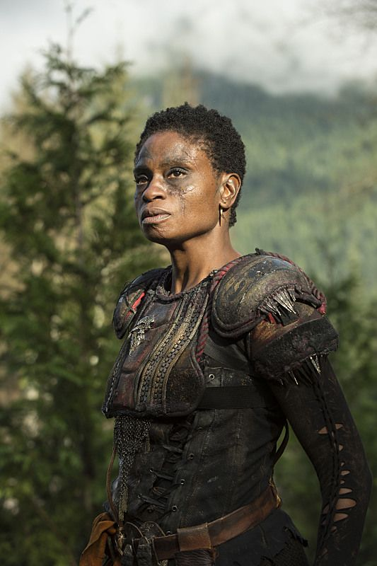[Not Taken] [Indra is a recurring character in the second and third seasons. She is portrayed by cast member Adina Porter and debuts in Inclement Weather as the Chief of Tondc.  Indra and her people were initially at war with the Sky People until their Commander called a truce. Indra remained distrustful of the Sky People but was willing to train with them for the sake of the alliance. Eventually, she took one of them on as her Second.  After Lexa sounds the retreat, Indra obeys and leaves…