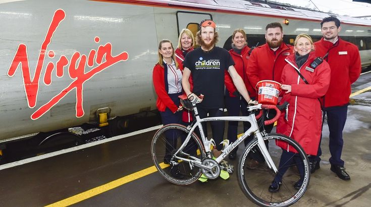 Virgin Trains Carlisle employee gears up for charity bike ride with a chain of fundraising events http://www.cumbriacrack.com/wp-content/uploads/2017/12/C2050.jpg A Virgin Trains employee at Carlisle is gearing up to take part in his first ever cycling challenge halfway across the world, whilst raising thousands of pounds for charity.    http://www.cumbriacrack.com/virgin-trains-carlisle-employee-gears-charity-bike-ride-chain-fundraising-events/