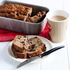 Absolutely DELICIOUS loaf!!  Prune, Walnut & Banana Breakfast Loaf by Nadia Lim.  Yummy!!