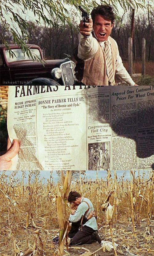 Bonnie and Clyde - Arthur Penn