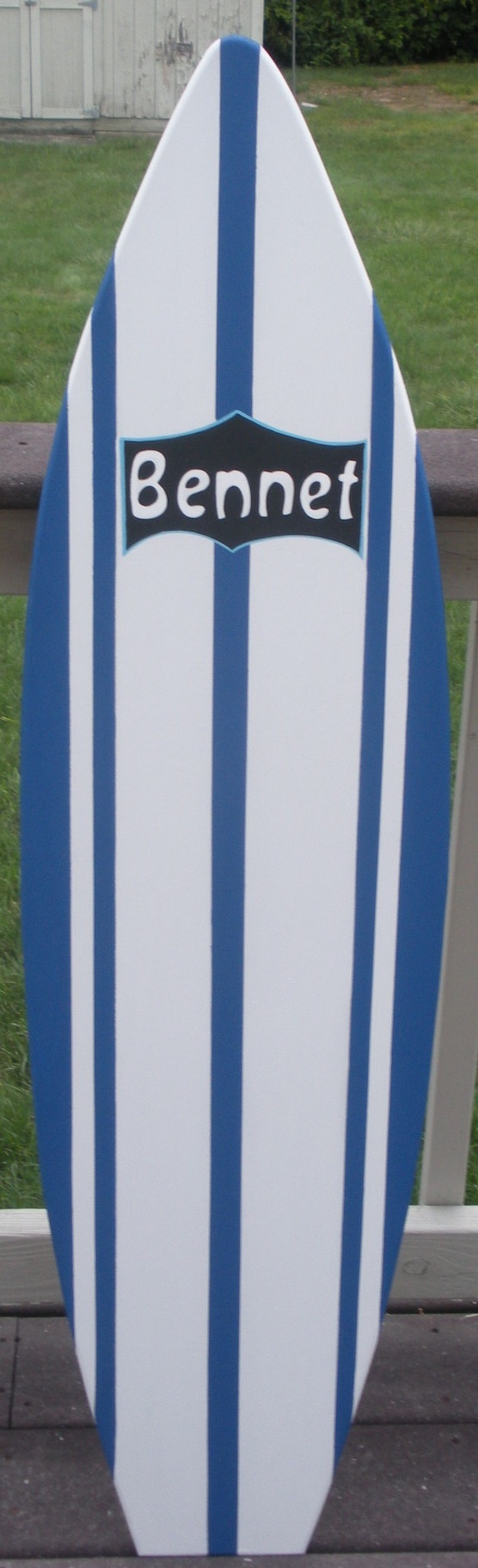 69 best surfboard decor images on pinterest alternative to httpsurfboardbeachart hand painted personalized surfboard wall dcor personalized amipublicfo Images