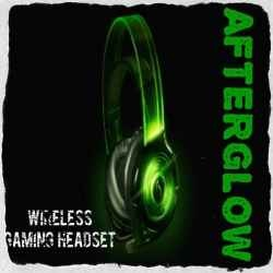 16 best orange headphones images on pinterest ear ear headphones the afterglow universal wireless headset green edition is set to turn a few heads to fandeluxe Images