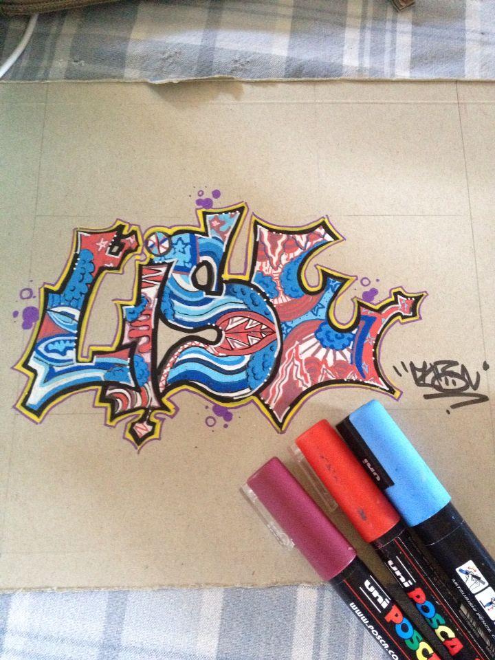 Un autre petit grafiti #StreeArt  #Graff #Graffiti #tag