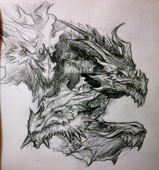 Dragon Practice By Otoimai On DeviantART