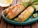 Cooking Channel serves up this Mexican Grilled Corn recipe from Tyler Florence plus many other recipes at CookingChannelTV.com