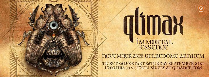 Q-Dance heeft deze week de datum voor Qlimax van 2013 bekend gemaakt. Op 23 november zal het Gelredome in Arnhem vol lopen met enthousiaste ...