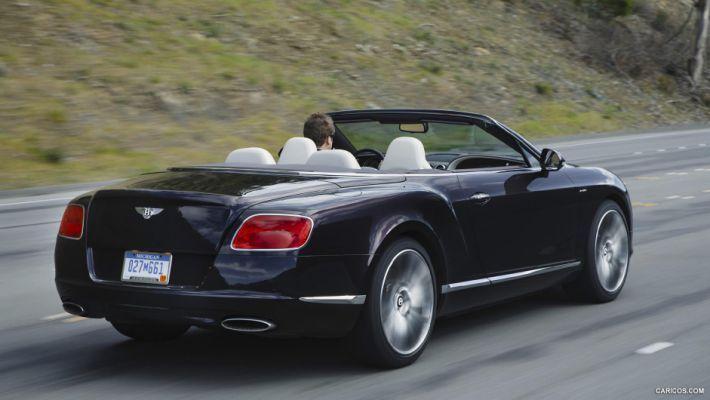 2005 Bentley Continental Gt Interior