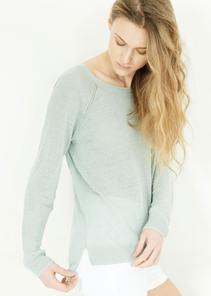Pull mepper storm - maille femme - sud express 1