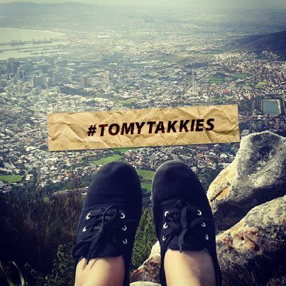 Upload your Tomy Takkies photo to Instagram with the #TomyTakkies and we could choose your pic for our Friday Fan Photo of the Week!