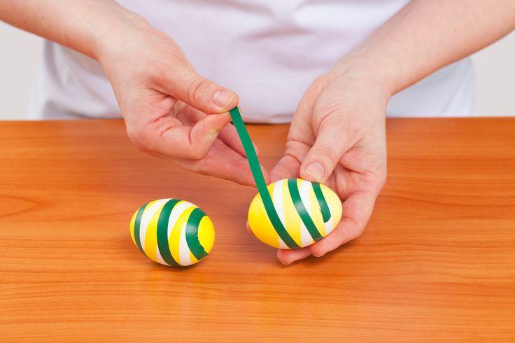 Как красить яйца на Пасху, как готовить пасхальные яйца
