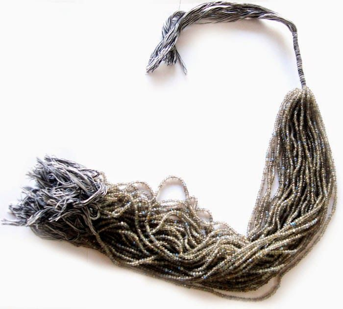 Riddhi Jewellery Creation: Labradorite - Semi-Precious Beads