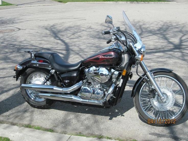 2009 Honda Shadow Spirit Vt750c2 Someday Pinterest