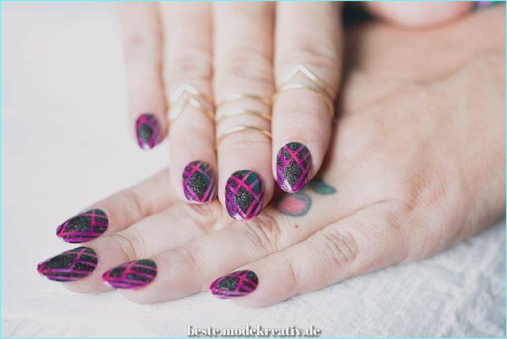 Creative and Great 43 Klassische und fröhliche Nagelkunst für ovale Nägel, die … – Nägel