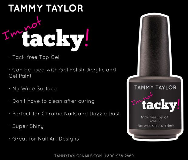 ❤ Tammy Taylor Product Spotlight I'm not tacky!