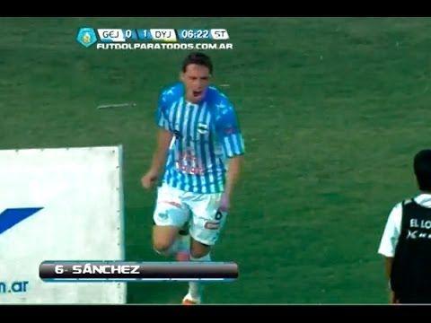Sebastian Sanchez (Gimnasia de Jujuy)