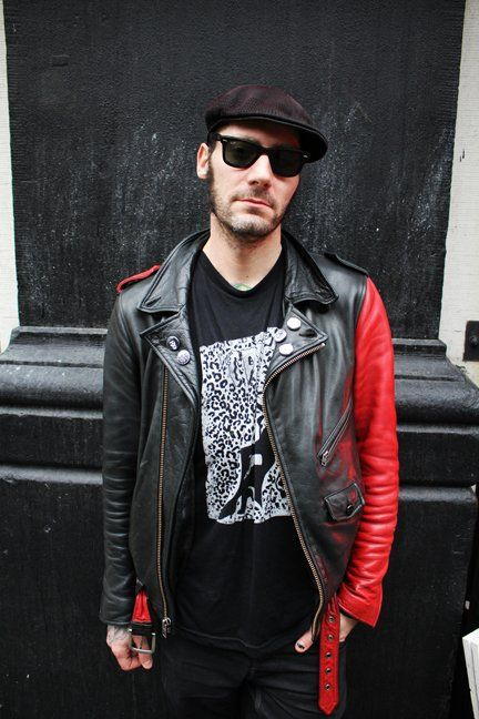 CUSTOM LEATHER JACKETS & VESTS- MADE IN NYC – THE CAST