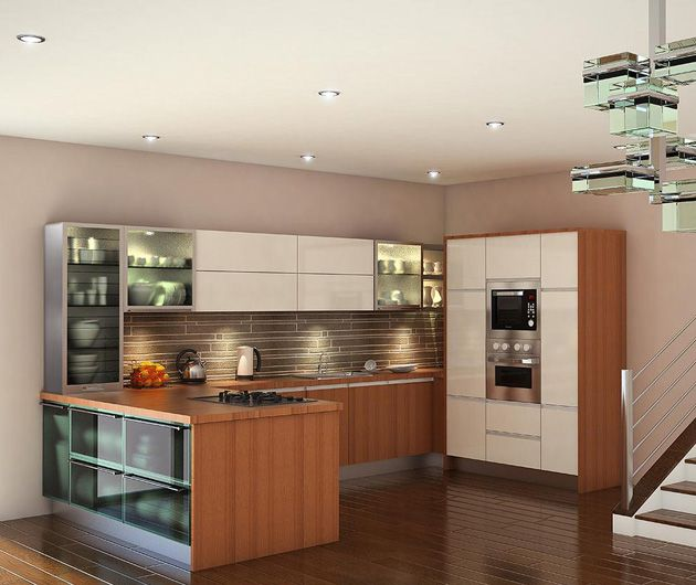 12 best indian home design ideas images on pinterest for Kitchen cabinets india