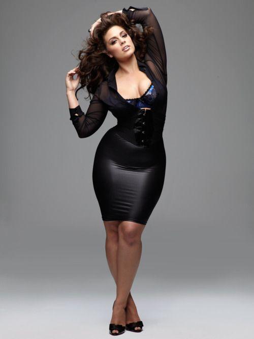 Ashley Graham — The 10 Hottest Plus Size Fashion Models   Complex