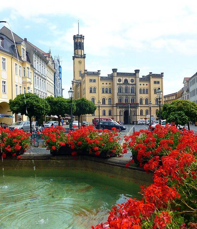 Rathaus Zittau, Sachsen