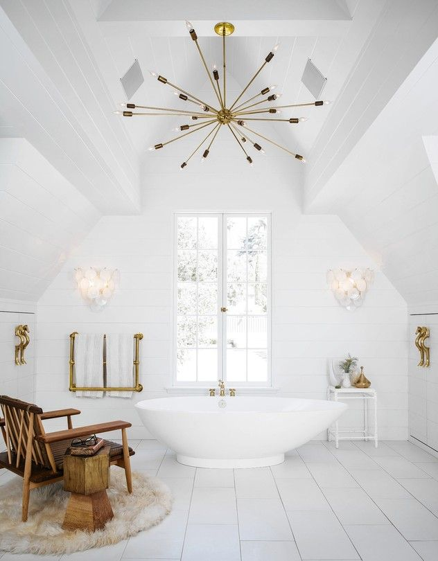 Now this is a bathroom | Designer Tamara Kaye Honey's bathroom