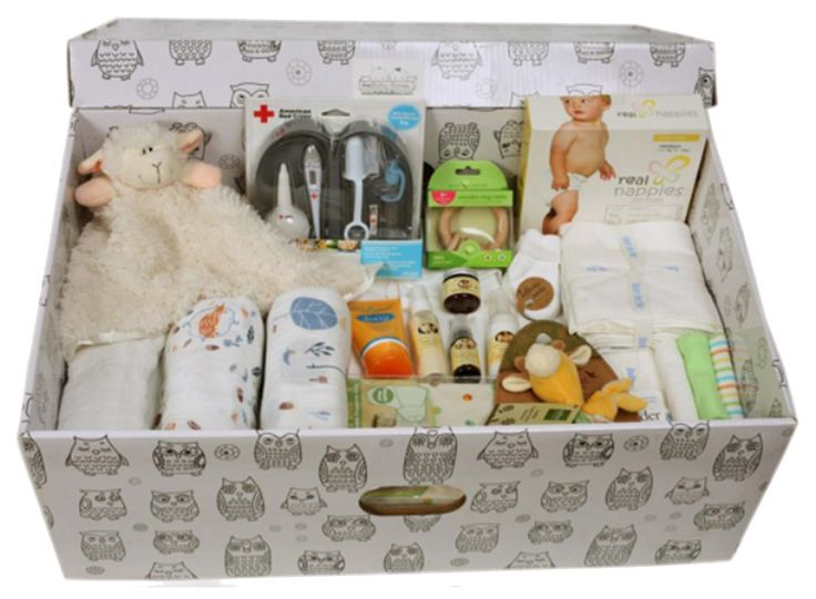 Score your free Amazon Baby Welcome Box in only 10 minutes by creating a new Baby Registry at Amazon. Then, spend $10 on any one item on your registry and