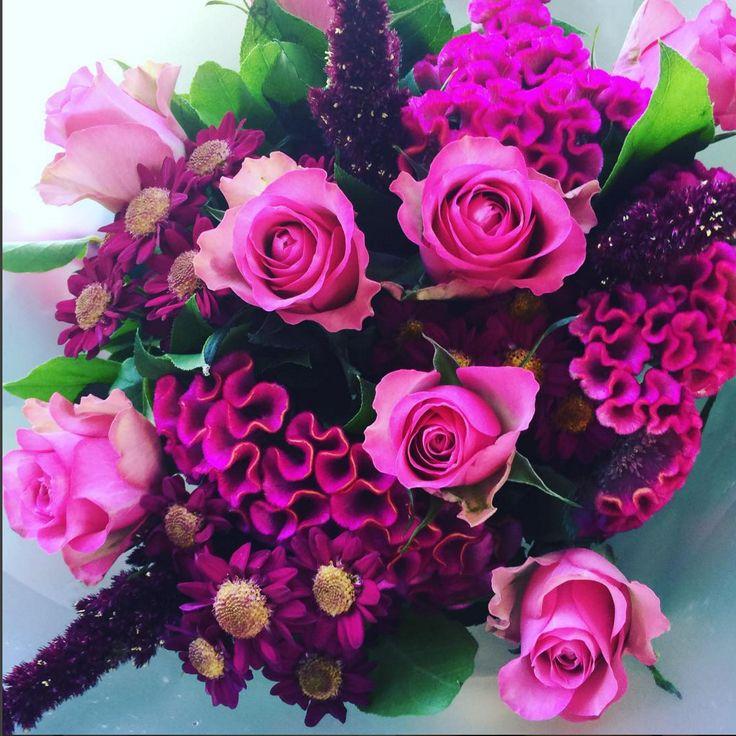 foto 3: als we in de winkel zijn pakken we altijd de mooiste felste bloemen maar nooit de verwelkte bloemen