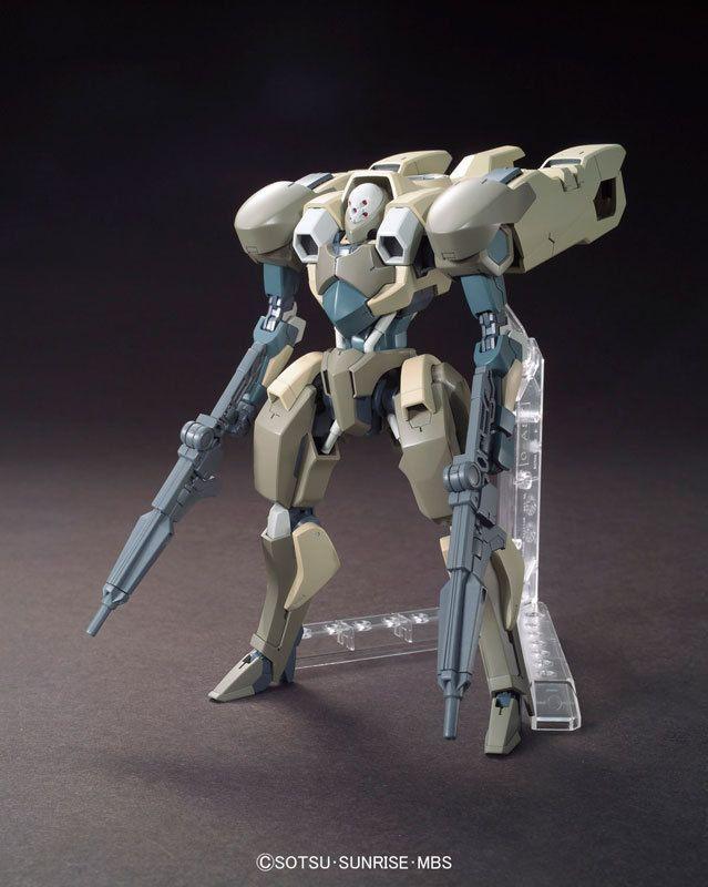 1/144 HG Hyakuri | Iron-Blooded Orphan Gundam | Gunpla | Military Sci-Fi Animé| Mecha Scale Model