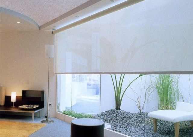 17 best ideas about motorized shades on pinterest roman for Budget blinds motorized shades