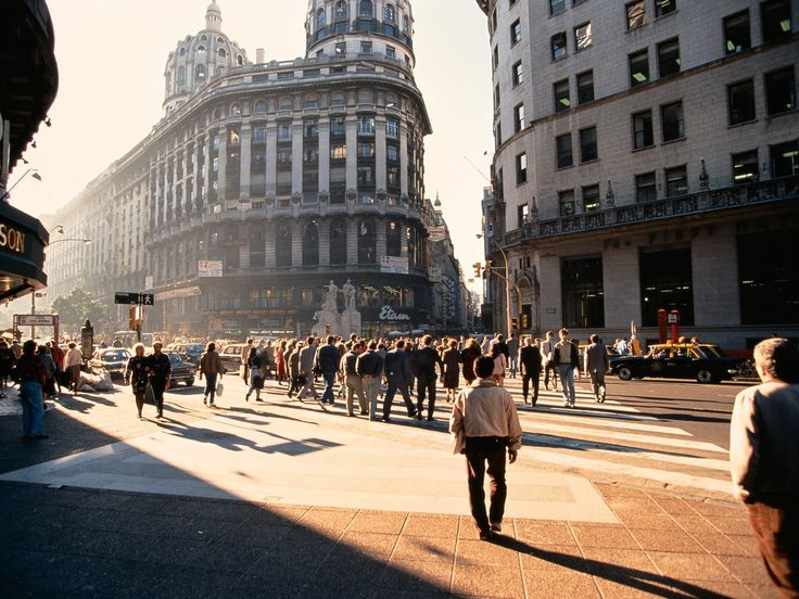 Buenos Aires, Argentina - 2000