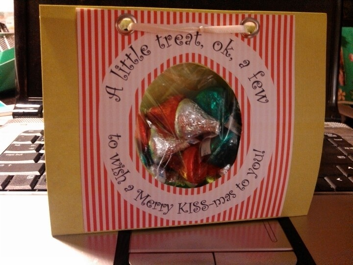 33 best secret santa ideas images on pinterest secret for Secret santa craft ideas