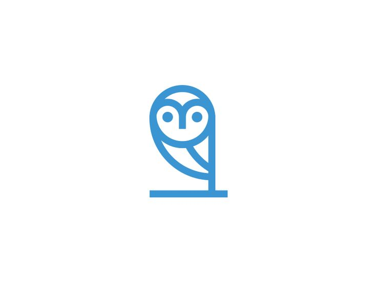 Owl Logo by Sean Farrell