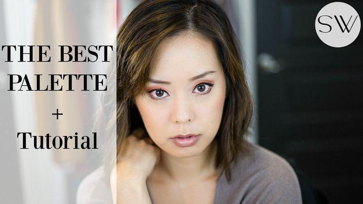 The Best Eyeshadow Palette + Makeup Tutorial | INGLOT Cosmetics