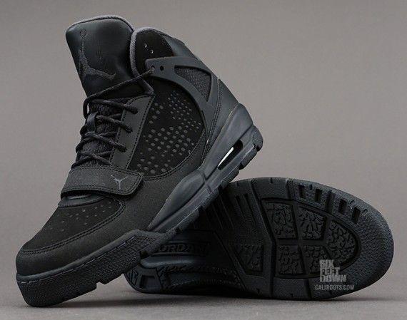 13fb9d2377a5a9 Jordan Phase 23 Trek - Black - Anthracite - SneakerNews.com