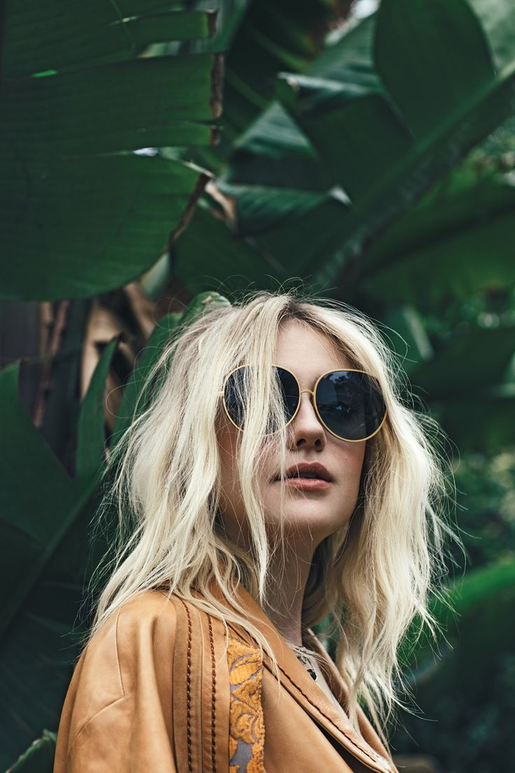 Nylon Magazine, May 2015 | Model: Dakota Fanning. Photo: Harper Smith.