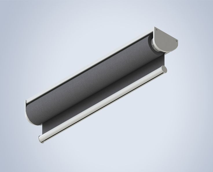 Silent Gliss System 4955 Battery Operated Roller Blind
